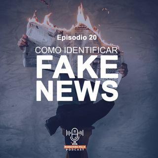⚡Episodio 20 - ¿Cómo Identificar Fake News?
