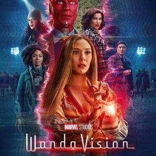 CineuforicosPodcast70. #Wandavision #Coming2America #UnPrincipeEnNuevaYork2 #ElAgenteTopo #Netflix #Disney+ #MCU