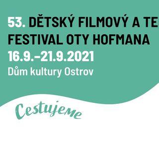 Děti z 5 ZŠ Ostrov Festival Oty Hofmana