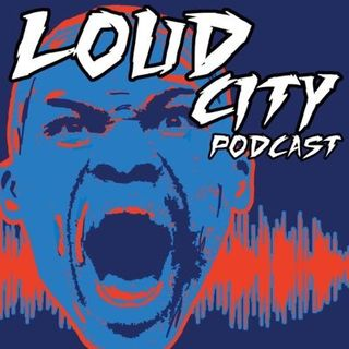 Loud City Podcast Show open