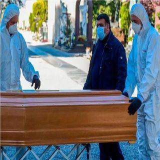 Van 3 mil 322 mexicanos muertos por Covid-19 en EU