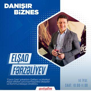 Elşad Fərzəliyev ilə müsahibə | Danışır Biznes #1
