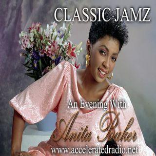 Classic Jamz *Anita Baker Tribute* 5-19-18