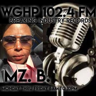 Episode 9 - WGHP 102.4FM Lets Talk About It With MzB