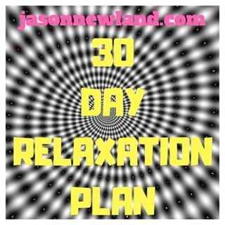 30 day Relaxation Plan Hypnosis Course