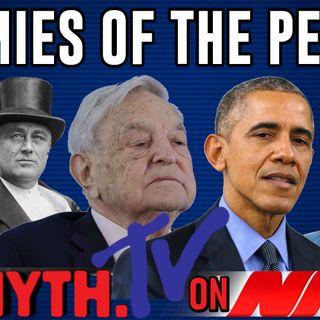 (AUDIO) SmythTV! 6/28/19 #FridayFeeling Jimmy Carter New World Order David Brooks Dalai Lama