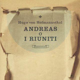 """Andrea Landolfi """"Andreas o I Riuniti"""""""