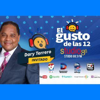 El Gusto de las 12 -Episodio 37- 20- August 2019 - Dary Terrero