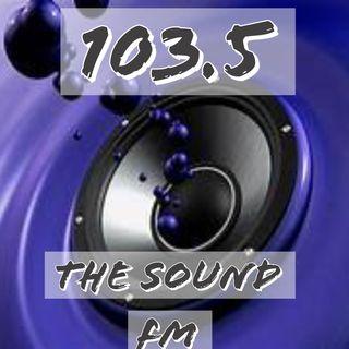103.5 the sound fm:friday night mix show