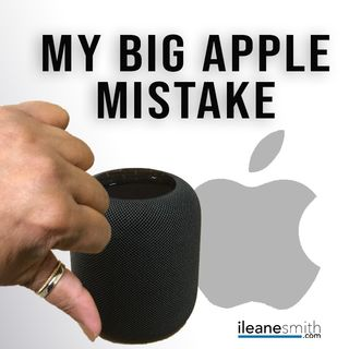 My Big Apple Mistake