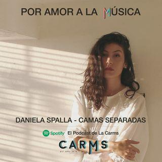 Por amor a la música - Daniela Spalla - CAMAS SEPARADAS