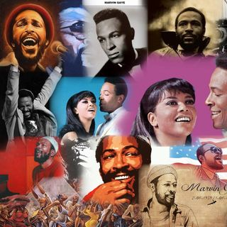 """Marvin Gaye"" How Sweet It Is [The Mix] ""Paying Homage"""