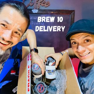 Brew 10 - Delivery