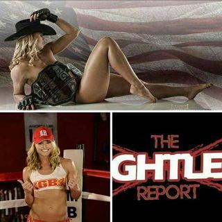 """Fightlete Report #Invicta21 Andrea""""KGB"""" Lee Interview"""