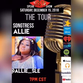 THE TOUR: SONGSTRESS ALLIE