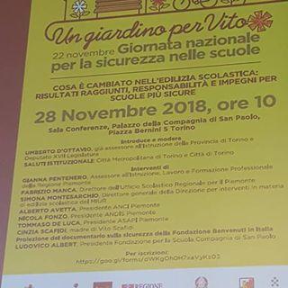 Tutto Qui - mercoledì 28 novembre - Il punto sull'edilizia scolastica in Piemonte