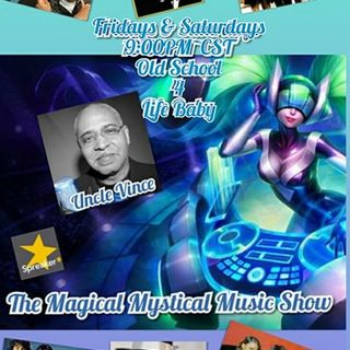 The Magical Mystical Music Show 2-15-2020