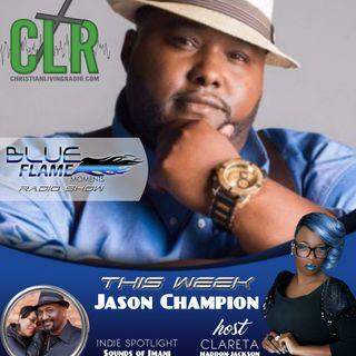 Blue Flame - Jason Champion