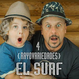 Rayovariedades  | El Surf