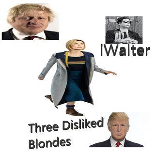 iWalter-Three Disliked Blondes