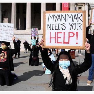 In Birmania la repressione della vergogna. Dialogo con Lia Quartapelle