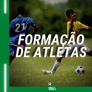 Ep.44: A formação de atletas no Brasil e no exterior | Luiz Antonio Ramos