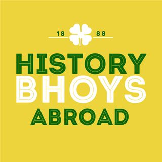 History Bhoys Abroad - 28 - Lisbon Lion Special with John Clark & plaque unveiling