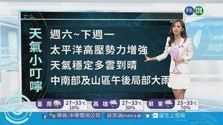 20:03 掌握老天爺的臉色 鎖定華視晴報站 ( 2018-07-27 )