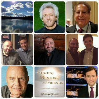Heroes Mentors and Friends Radio Sample