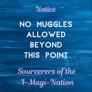Sourcerers of the I-Magi-Nation Podcast