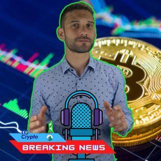 Il più importante aggirnamento per Bitcoin ma la CONSOB attacca | TG Crypto PODCAST