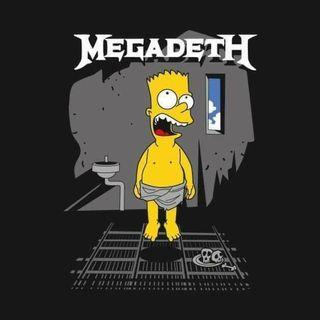 Metallica V's Megadeth