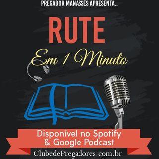 Bíblia em 1 Minuto - EP11 Rute