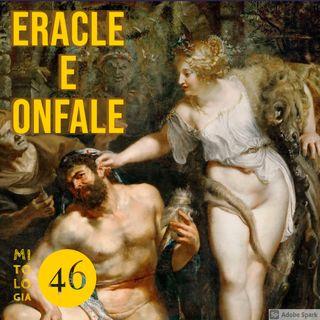 La schiavitù di Eracle sotto la regina Onfale
