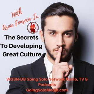The Secrets To Developing Great Culture