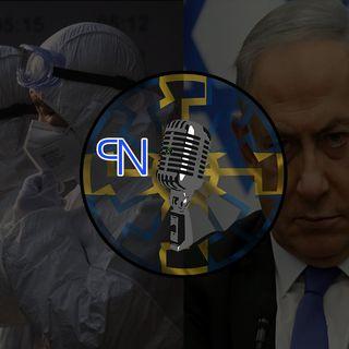 PN #90: Archive.org, coronavirusets härjningar, och Netanyahu åtalad för korruptionsbrott