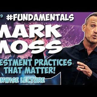 Mark Moss on Cryptocurrency Investing Fundamentals