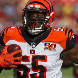 Locked on Bengals - 9/8/17 Burfict's extension, Ross' importance and a prediction