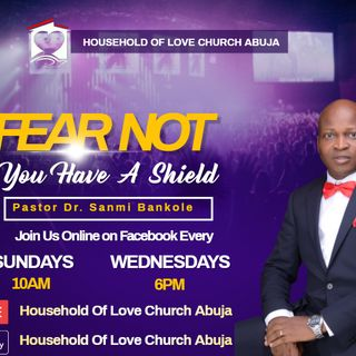 Fear Not You Have A Shield By Sanmi Bankole