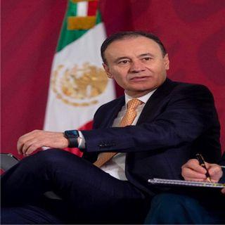 No hay orden de arresto contra Ovidio Guzmán: Durazo