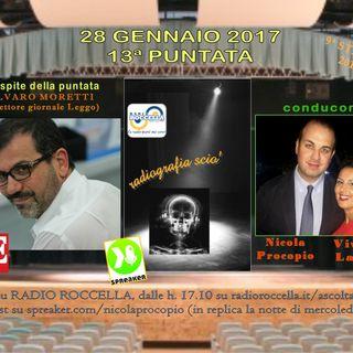 Radiografia Scio' - N.13 del 28-01-2017