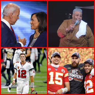 JOE AND KAMALA DID WHAT?! **OUR THOUGHTS ON ELECTION RESULTS AND MORE!!**