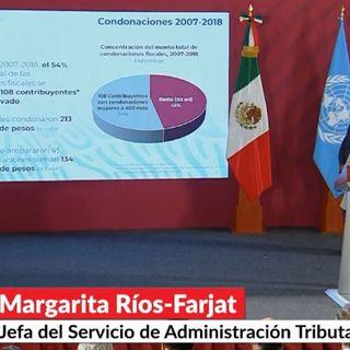 Condonación de impuestos; Roberto Sandoval; Emiliano Salinas y más…