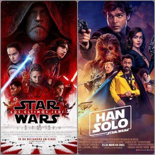 REVIEW (Los Últimos Jedi vs. Han Solo).