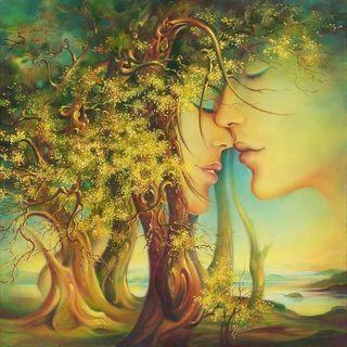 Fusione del mascolino e del femminino e visione dell'Uno - armonizzazione del 2° e 6° chakra