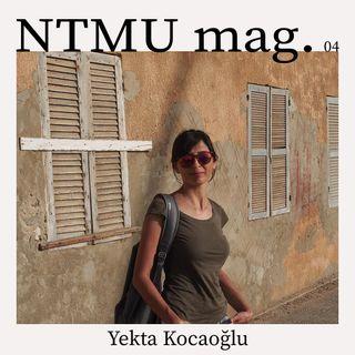 NTMU mag. - Yekta Kocaoğlu