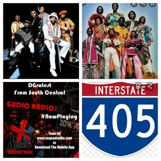 "DGratest 405Live Gudio Radio Presents ""Funky, Fresh, FlashBack, Friday"""