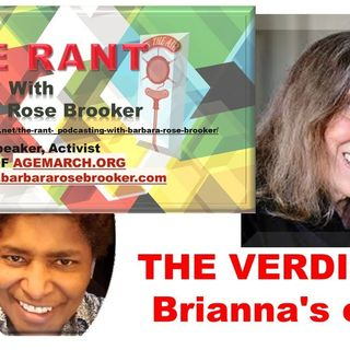 The Rant with Barbara Rose Brooker and her guests JD Fuller & Suzy Unger 9_30_20