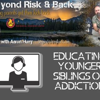 Educating Younger Siblings on Addiction