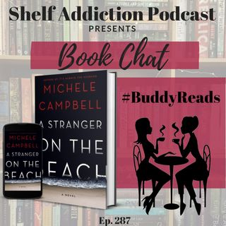 #BuddyReads Discussion of A Stranger on the Beach | Book Chat